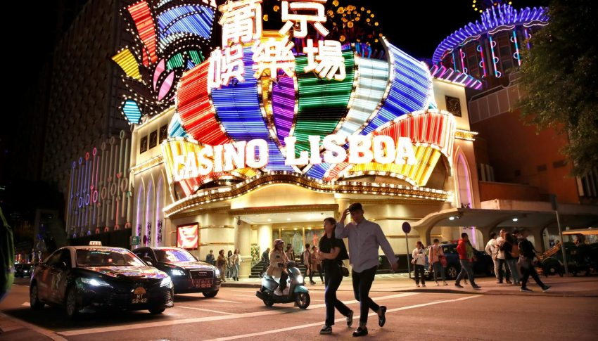ショービジネスにおけるカジノの表現